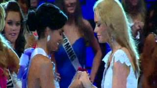 Miss Teen USA 2012 @ Crowning Moment