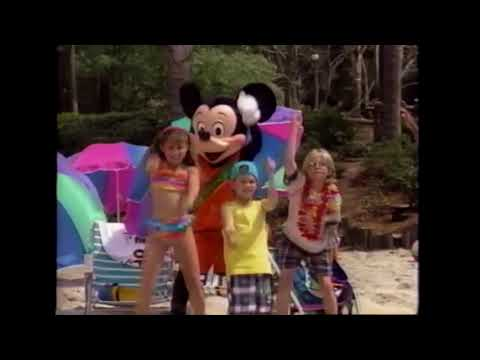Beach Party At Walt Disney World (Pt. 1)