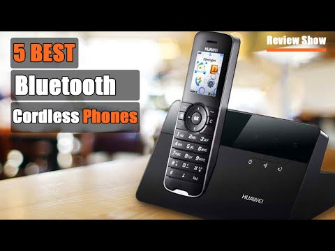 Bluetooth Cordless Phones: 5 Best Bluetooth Cordless Phones 2020 (Buying Guide)