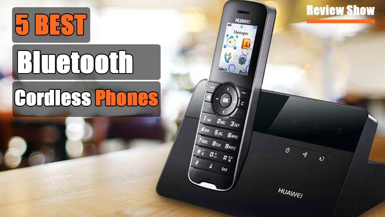 Bluetooth Cordless Phones 5 Best Bluetooth Cordless Phones 2020 Buying Guide Youtube
