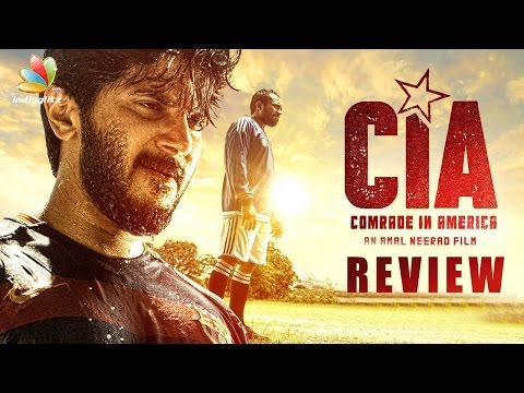 Comrade in America Movie Review | CIA | Dulquer Salmaan, Soubin Shahir | Malayalam Cinema News