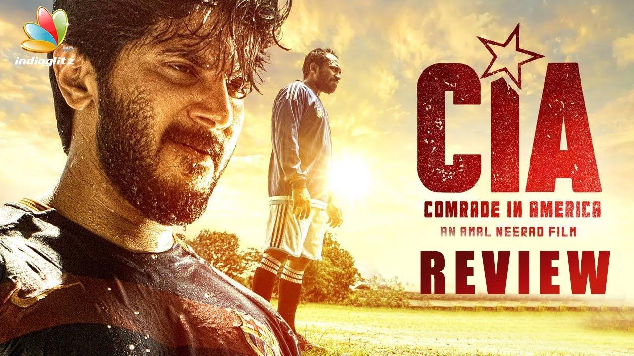 Comrade in America Movie Review | CIA | Dulquer Salmaan, Soubin Shahir | Malayalam Cinema News