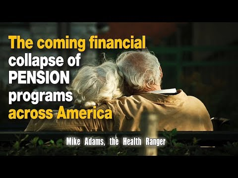 The coming financial collapse of PENSION programs across America