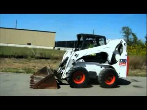 Bobcat S300 Skid Steer For Sale