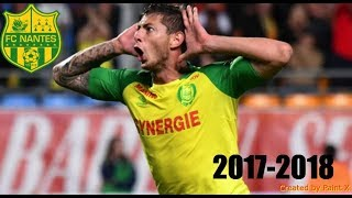 Emiliano Sala - Goals & Assists - 2017/2018