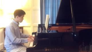 Summer (Kikujiro no Natsu) - Joe Hisaishi 久石 譲 piano cover