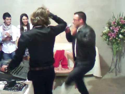 Zé Manel o Rei do Karaoke em Vilarinho.mp4