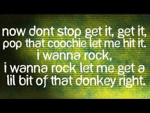 Git Fresh - Booty Music Lyrics