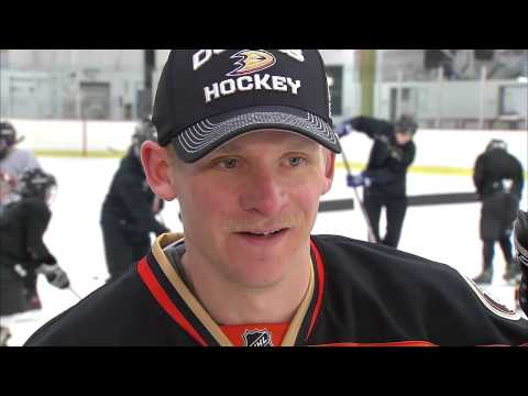 Learn to Play with Ryan Getzlaf and Corey Perry