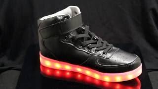 09c503a3034f Led svietiace topánky či tenisky (www.cool-mania.eu)
