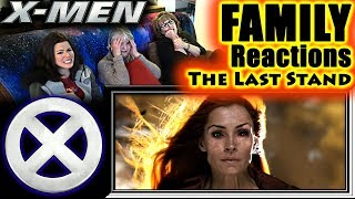 X-Men 3 | The Last Stand | FAMILY Reactions | Fair Use