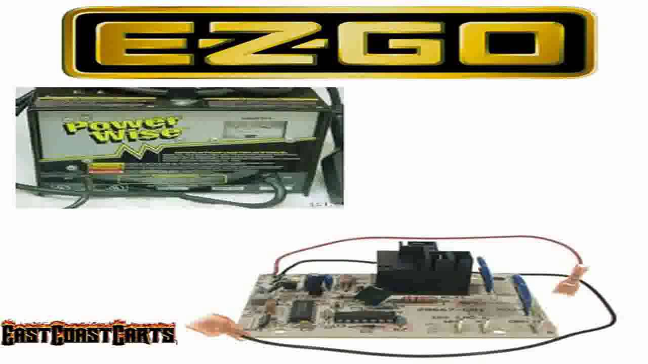 Ezgo Charger Connector Repair Total Kit Plug Wiring Diagram 48v