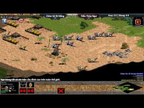 Solo Shang, Chim Sẻ Đi Nắng vs Tiểu Thủy Ngư ngày 12 01 2017 Trận 9