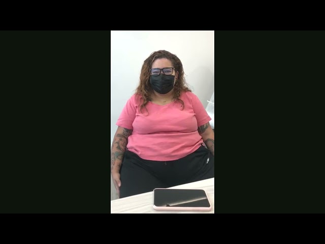 Testimonio Bypass Gástrico |   Oyessimar Lilibeth Remis