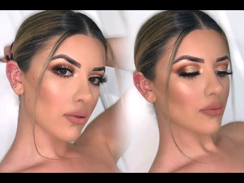 SPECIAL EVENT GLAM MAKEUP TUTORIAL | Edith Patatanyan