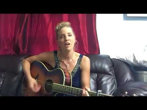 """Carrying your love with me"" - Erica Sunshine Lee (George Strait Cover)"