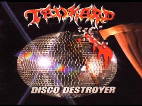 Tankard - Disco Destroyer (Full Album)