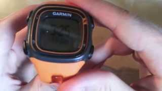 Garmin Forerunner 10 REVIEW