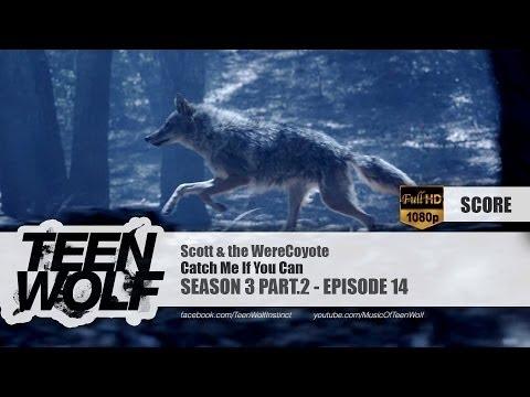 Catch Me If You Can | Teen Wolf 3x14 Score [HD]