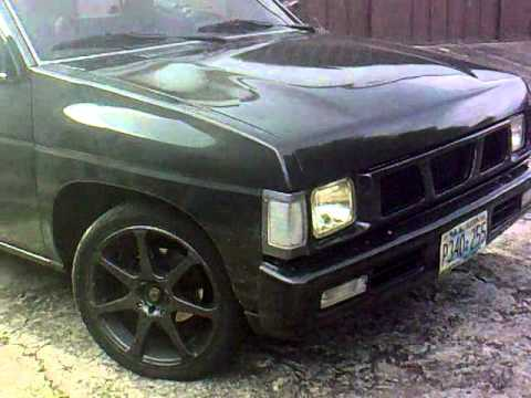 Nissan Hardbody Custom
