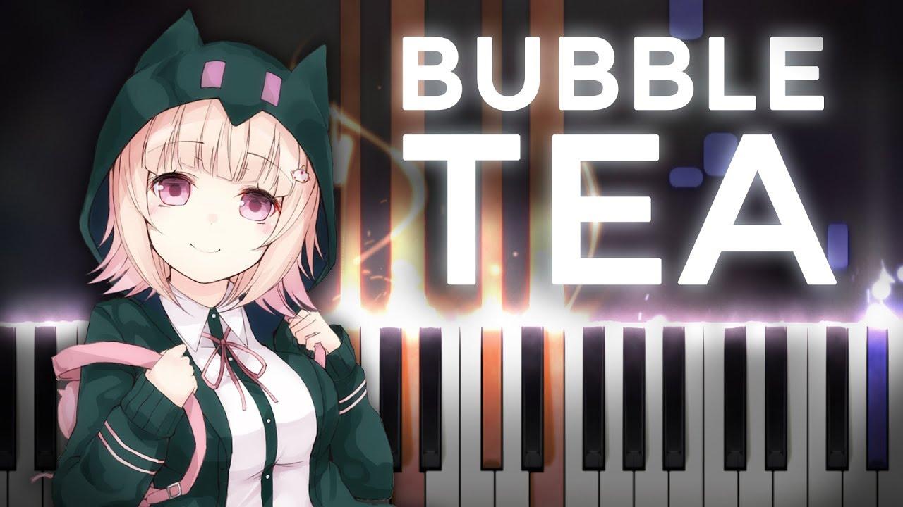 Dark Cat 183 Bubble Tea Lyricwulf Piano Tutorial On