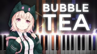 dark cat · Bubble Tea | LyricWulf Piano Tutorial on Synthesia