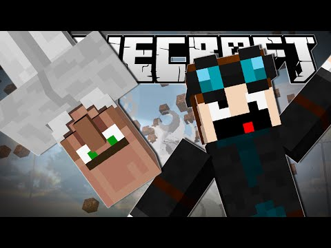 Minecraft | BLOCK LAUNCHING TORNADOES!! | Vanilla Mod Showcase
