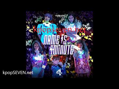 [MP3/DL] 4Minute - What's My Name? [4th Mini Album Name Is 4Minute]