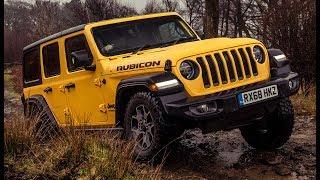 2019 Jeep Wrangler Rubicon Hellayella Off-Road, Design and Interior