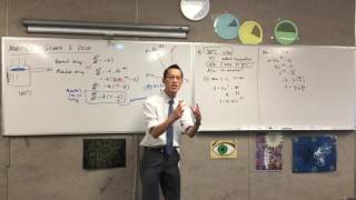 Modified Growth and Decay (2 of 2: Solving an example of Modified Decay [of temperature])