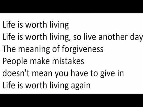 Justin Bieber - Life Is Worth Living Lyrics
