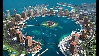 Суперсооружения: Катар жемчужина будущего. National Geographic (Наука и образование)