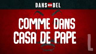 Scridge feat Brulux - Dans Mon Del (OFFICIEL LYRICS CLIPS)
