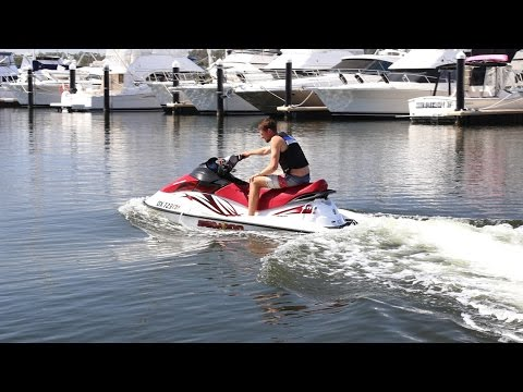 Australia's first electric jet ski
