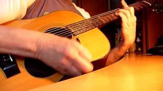 """DEBUT DE SOIRÉE  """" Nuit De Folie """"   Cover Guitare Folk"""