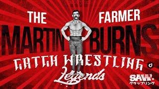 Farmer Burns - Catch Wrestling Legends (German Subtitles)