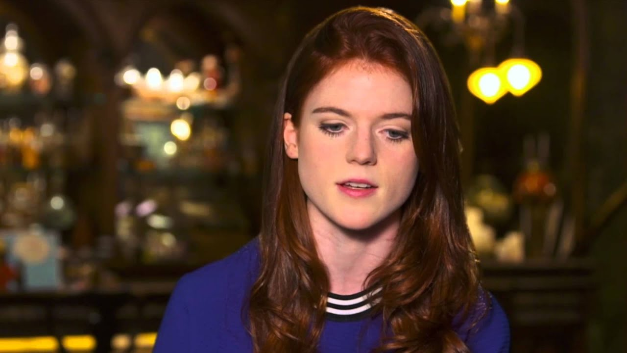 Rose Leslie: THE LAST WITCH HUNTER - YouTube