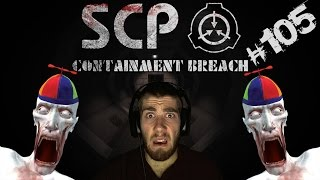 SCP Containment Breach | Part 105 | 096 Wants To Be A Helicopter! w/ Facecam Reactions!