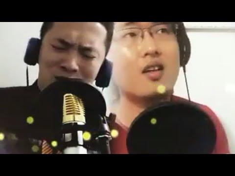 Ni Ren De Xuan Ze # Leo John + Adam - Smule Duet Mandarin Song