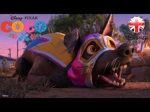 COCO | Dante's Lunch... A Short Tail | Official Disney Pixar UK | Official Disney UK