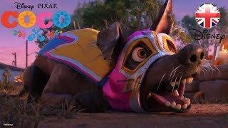 Coco – Dante's Lunch... A Short Tail - Official Disney Pixar UK | HD by : Disney UK