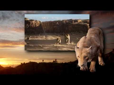 The Lion King 2019 - Spirit (Russian Blu-ray Version) [HD]