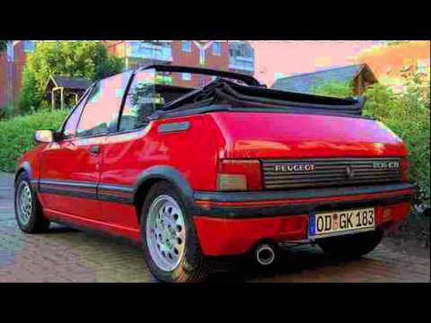 peugeot 205 cti youtube. Black Bedroom Furniture Sets. Home Design Ideas