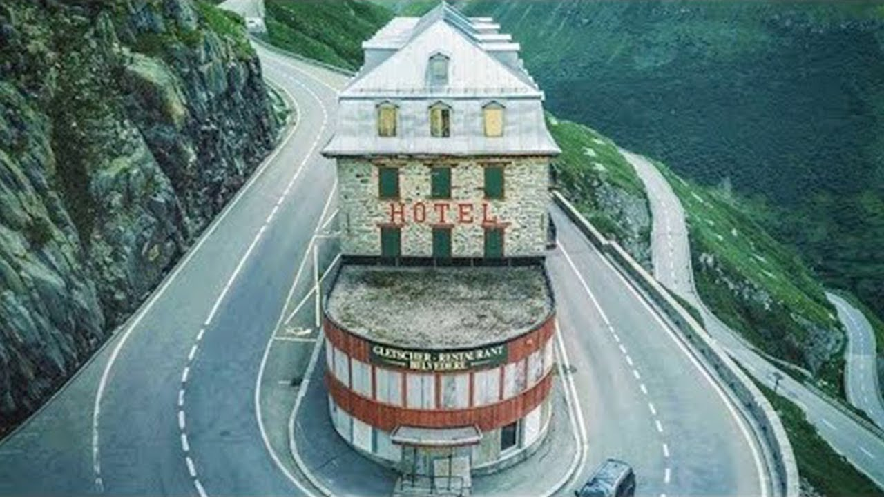 15 Strangest Abandoned Hotels In The World!