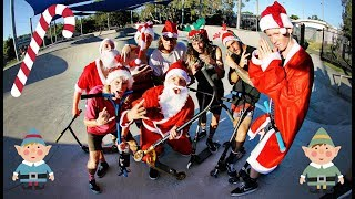 CHRISTMAS SCOOTER SESSION!🎄