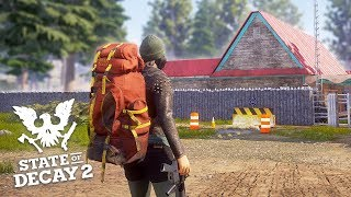BRAND NEW MASSIVE FOREST BASE! State of Decay 2