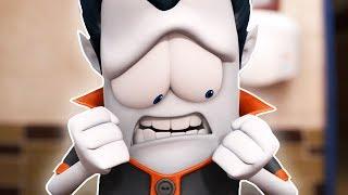 Funny Animated Cartoon | Spookiz | Wet Accident | 스푸키즈 | Kids Cartoons | Videos for Kids