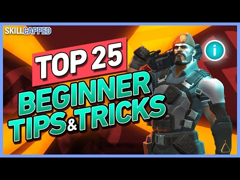 25 TIPS AND TRICKS To INSTANTLY IMPROVE! - Valorant Beginners Guide