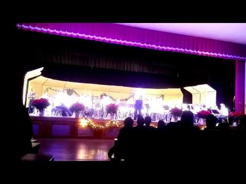Clifton Community Band 2016 Winter Concert