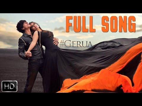 GERUA VIDEO Song Out | Dilwale 2015 | Shahrukh Khan & Kajol